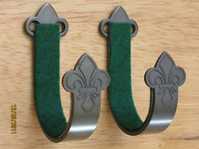 Ted Cash Gun Hangers With an Antique Style Finish