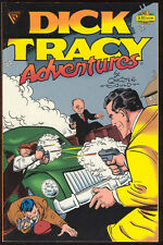 Dick Tracy Adventures #1 Gladstone Comic Book Gould Art