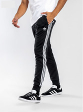 ADIDAS Originals Superstar Skinny Track Pants Joggers - Size 2XL - OZ STOCK!