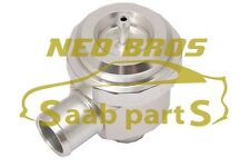 MapTun Performance Silver Recirculating Dump Valve for Saab 900 9000 9-3 9-5