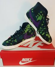 BNIB Womens Nike Blazer Mid JCRD PRM 8.5 in Vivid Purple/Ghost Green - free post