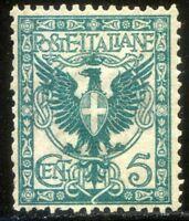 Regno d'Italia 1901 Aquila Sabauda n. 70 * (m2947)