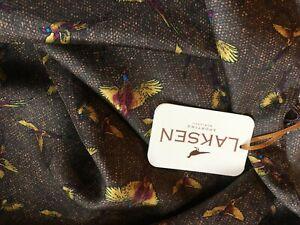 Laksen Limited Edition Silk Pheasant Scarf