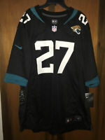 NWT Jacksonville Jaguars Leonard Fournette Nike Stitched Jersey AJ1595. Sz XL