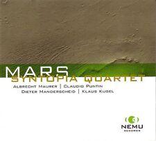 Mars by Syntopia Quartet (CD, 2005, Nemu Records) Digipak New