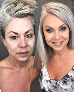 Younique Mineral Spray Foundation - Full Coverage with Airbrush Results