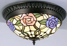 Tiffany Style Ceiling Light