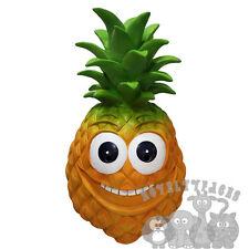 Latex Pineapple Face Fruit Cartoon Head Comedy Cartoon Rrops Fancy Dress Party