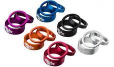 Spank Headset spacer kit 3/6/12mm(Silver/Purple/Blue/Red/Orange)