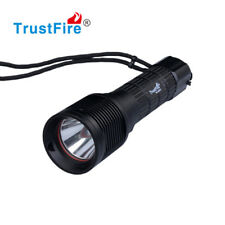 New Arrival TrustFire DF-007 Waterproof With CREE XM-L 2 LED Diving Flashlight