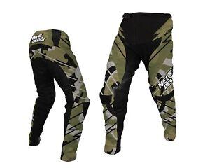 Pantalon moto cross ENFANTS TAILLE 18 4/5ans MELDESIGN MEL6