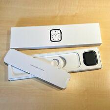 Apple Watch Series 6 space-grey 44mm GPS, Restgarantie bis 08.11