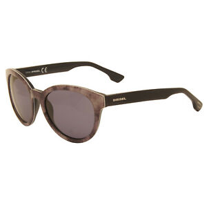 Diesel - Purple Cat Eye Style Sunglasses with Case