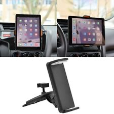 360 Rotation Car CD Slot Mount Holder Stand For Smart Phone Tablet PC 4-11 inch