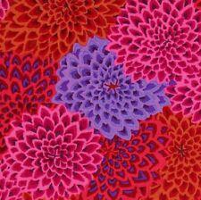 Rowan/Westminster Fibers Kaffe Fassett Dahlia Blooms Fabric GP54 Lush BTY