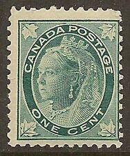 CANADA UNUSED 67    MH         (W651)
