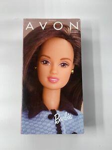 1998 Mattel-Barbie Collectibles-Avon Representative Barbie-Special Edition