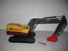 Bucyrus Erie 40 H excavatrice rouge Cuillère à chenilles #139.2 NZG 1:50