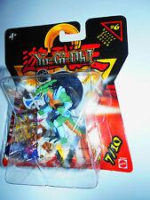 YU-GI-OH ! ACTION FIGURE GARUSIS 2002 MATTEL Serie 6