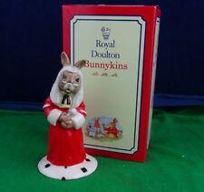 Lovely Royal Doulton Bunnykins ''Judge Bunnykins'' Figurine No DB188 SU54