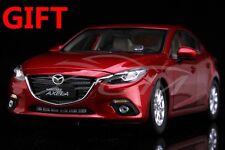 Car Model Mazda 3 AXELA Sedan 1:18 (Red) + SMALL GIFT!!!!!!!!!!!