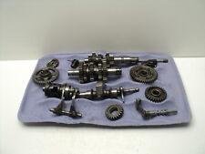 #4147 Yamaha XT250 XT 250 Transmission & Misc. Gears / Shift Drum & Forks
