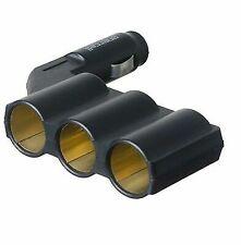 Adapter Enercell 1 to 3 Car Cigarette Lighter Socket DC Power Splitter