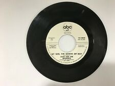 New listing Dion & The Belmonts: Berimbau / My Girl Month Of May Promo 45 Rpm Vinyl Record