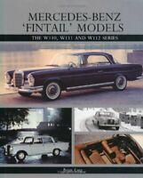 Mercedes Fintail Long W111 W110 W112 Book