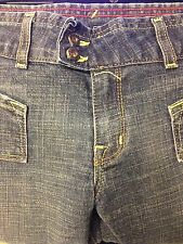 Von Dutch Jeans New Without Tags Low-Rise Flare Cut Womens Size 28