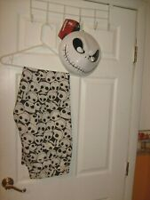 RARE Disney Nightmare Before Christmas Jack Skellinton Mens Pants Size 40 & Mask