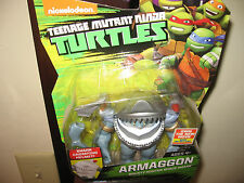 "teenage mutant ninja turtles action figure- ""Armaggon"""