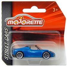 Alfa Romeo 4C Spider Cabrio Blue Majorette 271C 1:57 1:64 3-inch Toy Car 2020