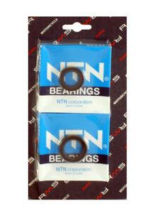 Set NTN Bearings And Oil Seals Crankshaft Piaggio Vespa ET2 50 2T 2000