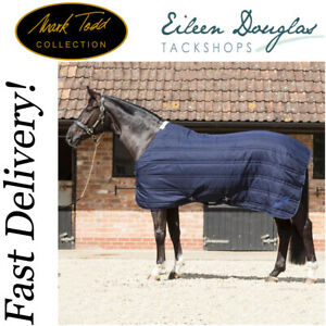 Mark Todd Quilted Lightweight Stable Rug 150g Lite Weight Rugs