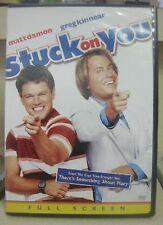 STUCK ON YOU DVD FULL SCREEN