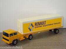 Renault Truck & Trailer van Solido France 1:60 *9099