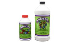 Magic City Slime Kit, Magic City Clear Slime Glue (32 oz) & Magic City Slime Act