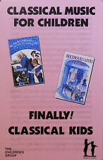 CLASSICAL MUSIC FOR KIDS POSTER (B8)
