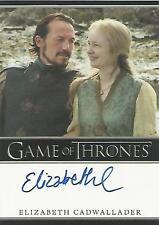 "Game of Thrones Season 6 - Elizabeth Cadwallader ""Lollys"" Autograph Card"