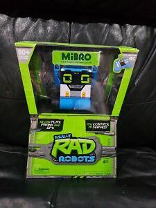 Really RAD Robots Mibro RC Interactive Remote Control Toy