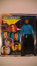 "Star Trek Mego Mr Spock - Leonard Nimoy 8"" Action Figure Vintage 1974 New Mint"