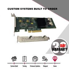 UNRAID IT Mode LSI 9211-8i SAS SATA 8-port PCI-E 6Gb/s Controller Card FREENAS