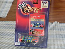 Jeff Gordon-1/64 NASCAR diecast. Pick 1 of 9 cars-$6.00 EACH CAR!!!
