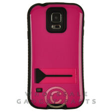 Samsung Galaxy S5 Infuse Case Hot Pink Cover Shell Protector Guard Shield