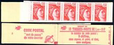 France Carnet 1972-C2 ** 10 timbres (12)