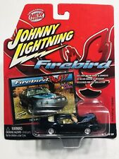 Johnny Lightning Limited Edition 1979 Pontiac Firebird Car Toy Collectible m264