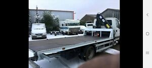 Iveco daily 65 tilt and slide recovery 6.5 ton hiab crane speclift towtruck