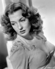 8x10 Print Ann Savage Beautiful Portrait by A.L. Whitney Schafer 1943 #ANS1