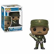 FUNKO POP! GAMES: HALO - SERGEANT JOHNSON 08 30101 VINYL FIGURE
